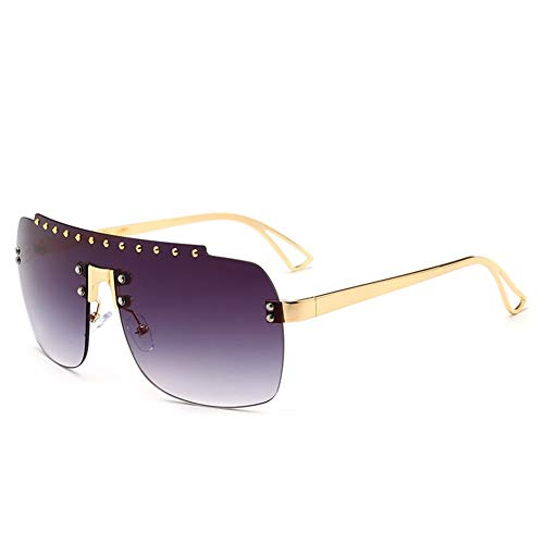 de pieza una gradiente americana sin Las de de sol del europea diamante gafas la NIFG de y gafas forman tendencia del D marco sol sola nOqYzwwZx