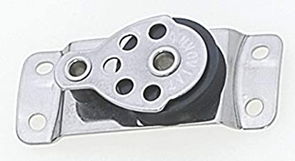 17mm, Triple Viadana Stainless Steel Micro Blocks
