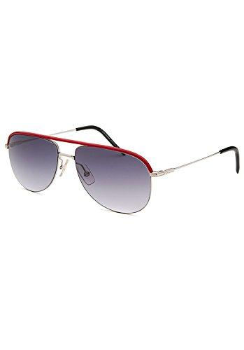 Dior Homme Dior0147S 010 J Palladium 0147S Aviator Sunglasses Lens Category - Homme Dior Christian Sunglasses