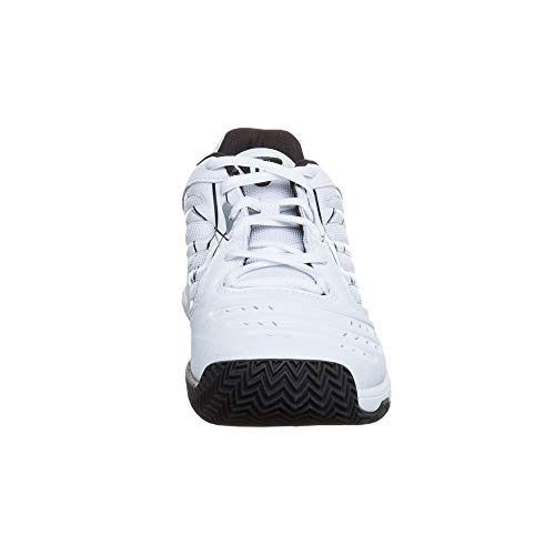117201d0ae Negro Blanco Vision Tour Iv Shoes 鈥 Mujer Zapatillas Wilson tenis Plata de  Zpqxndwpz5