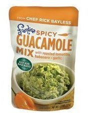 Frontera Foods Spicy Guacamole Mix, 4.5 Ounce -- 8 per case. by Frontera Foods by Frontera Foods