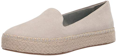 Dr. Scholl's Shoes Women's Find Me Loafer, Oyster Microfiber, 7 M US