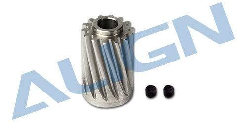 Align Pinion Gear - Yoton Accessories trex 600 Motor Slant Thread Pinion Gear 14T Align H60G006XXW Align trex Parts with Tracking