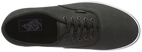 Vans Authentic, Zapatillas Unisex Adulto Negro (Premium Leather)
