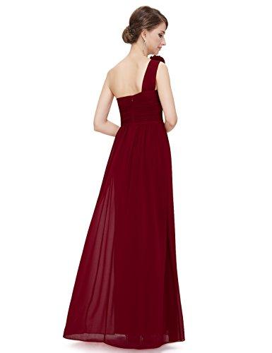 Ever-Pretty HE08237SB14 - Vestido para mujer Rojo