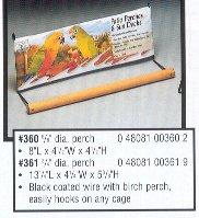 Prevue Pet Perch Small Patio Perch Bird Ladder, 8'' by Prevue Pet Products