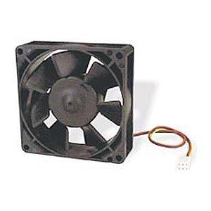 80x25mm Case Fan, Dual Bearing, 3-Pin MB-RPM