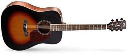 Cort. EARTH100-SB Earth Series - Guitarra acústica, diseño de ...