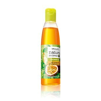 """Oriflame Nature Secrets Shower Gel with invigorating Ginseng & Passion fruit.- -""""Shipping by FedEx"""""""