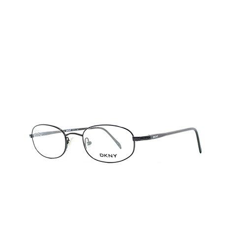Dkny 6211 1 Black Oval Eyeglasses Frame For Men and - Mens Glasses Dkny