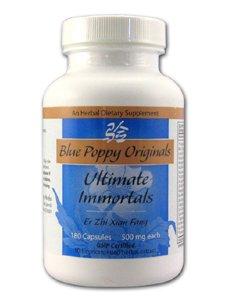 Blue Poppy - Ultimate Immortals 180 caps
