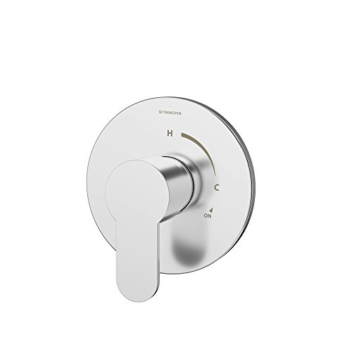 Symmons 6700-TRM Identity 1-Handle Pressure Balance Shower Trim Kit (Valve Not Included), Chrome