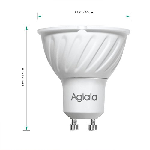 Aglaia-GU10-LED-Bulbs-4W-32W-Incandescent-Equivalent-LED-Spotlights-with-3000K-Warm-White-and-340LM-Pack-of-4-Units