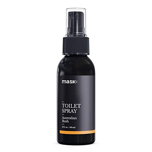 Mask Toilet Spray, Australian Bush, 2-Ounce, Deodorizer Bathroom -