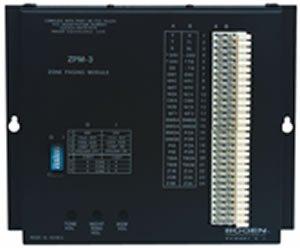 Bogen 3 Zone Paging Module (Requires PRSLSI Pwr Supply) ZPM3