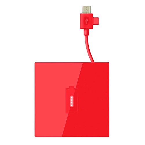 Nokia Universal Portable USB Charger For All Phones (Red)