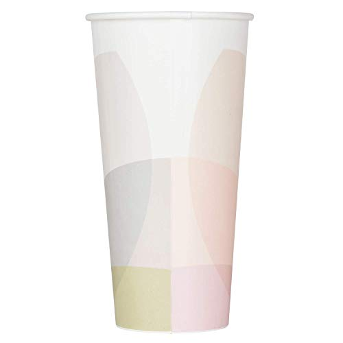 Karat C-KCP22U 22 oz Paper Cold Cup (90mm Diameter),