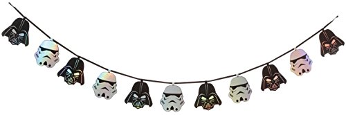 Star Wars Party Garland (Star Wars Party Decorations)