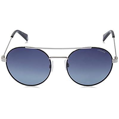 Polaroid PLD 6056/S Gafas de Sol, Multicolor (Blk Ruth), 55 Unisex Adulto: Ropa y accesorios
