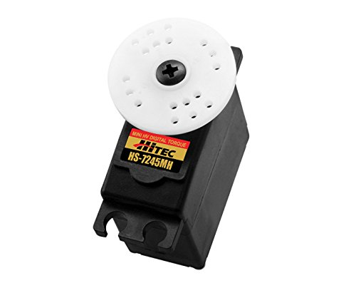 Hitec RCD 37245S HS-7245Mh High Voltage Torque Digital MG Mini Servo