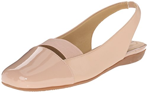 Trotters Women's Sarina Shoe, nude, 10.5 M US