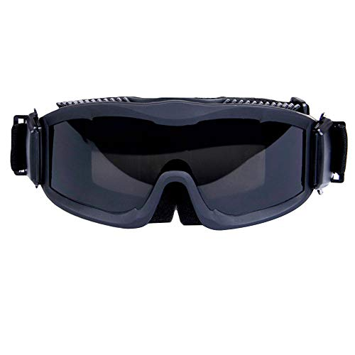 Efanr Motorcycle Goggles Adjustable UV Protective Glasses Motocross