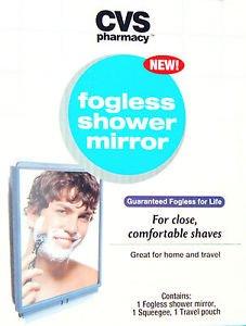 CVS Pharmacy Fogless Shower Mirror