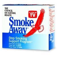 Smoke Away - Stop & Quit Smoking 7 Day Kit 30 Day Recovery Supply Electronic Cigar Alternative Natural Quick Anti Smoking Healthy Medicine