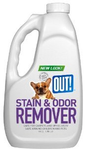 Out! 64 Oz Out! Pet Stain & Odor Remover 70565 by ThePetStop