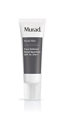 Murad Face Defense SPF 15 Formula, 1.7 Ounce