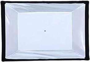 Rollei Caja de luz Profesional 70 x 100 cm Plegable con conexión a ...