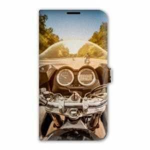 Amazon.com: leather flip Case Carcasa Wiko Rainbow Up 4G ...