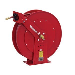 Reelcraft 81100 OLP 3/8-Inch by 100-Feet Spring Driven Hose Reel for Air/Water
