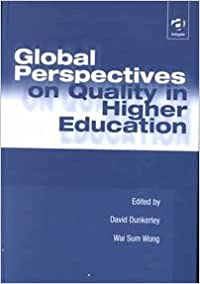 Book Global Perspectives on Quality in Higher Education