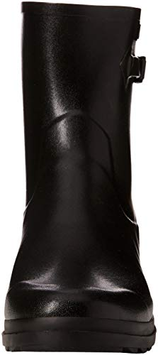 Uomo Stivali Aigle Pioggia Nero da Noir Icare 001 da xwTHX