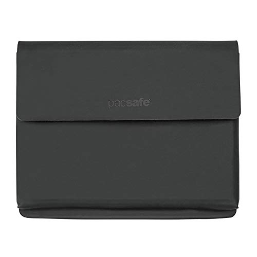 Pacsafe RFIDsafe TEC Slim Passport Wallet, Black