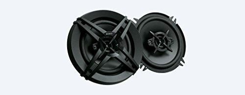 Sony XSR1346 5 1/4 Inch 4-Way Car Audio Speakers