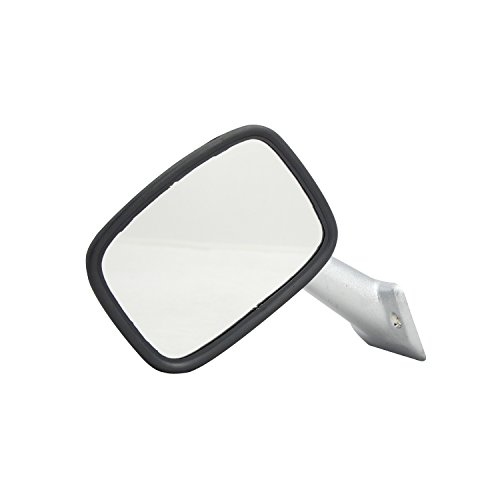 Pilot TY9209410-2L00 Toyota Pickup Chrome Manual Replacement Driver Side Mirror - Mirror Drivers Side Chrome Manual