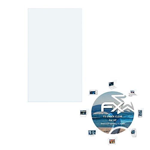 atFoliX HP Omen X 17-ap030ng (17,3 inch) Protector Film - 2 x...