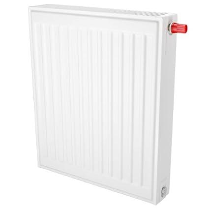 Tipo de radiador de calefacción central 22 radiador doble panel convector 1000mm de largo, 600mm