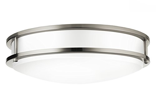 Led Kitchen Lights (Hyperikon LED Flush Mount Ceiling Light, 14