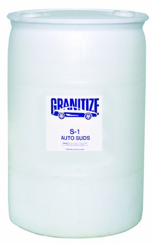 Granitize S-1 Auto Suds - 55 Gallon