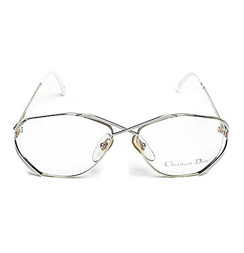 Christian Dior Eyeglasses CD 2684 col. 47 white silver 53-14-130 Made in ()