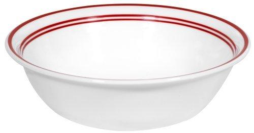 Corelle Livingware Classic Café Red 18-Oz Soup/Cereal Bowl