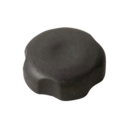 Knob Round Shaft Polyamide 4320DC 4320DC Pack of 20 Round Fluted 4320 Series 31.75 mm 6.35 mm Nylon
