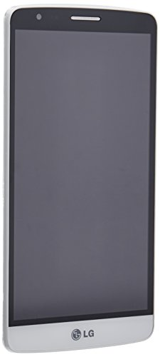 LG G3 Stylus 3G D690, Dual Sim, 8GB, Unlocked (White) - International Version (No Warranty)