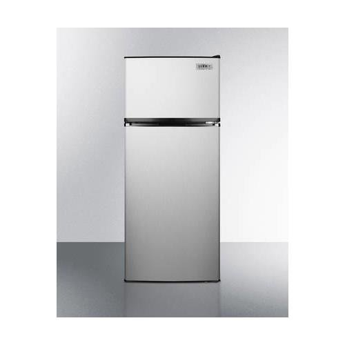 Summit FF1159SS Refrigerator, Stainless Steel by Summit (Image #1)