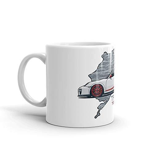 Porsche 911 GT3 RS 11 Oz Ceramic