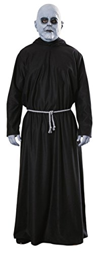 Alexanders Costumes Mens The Addams Family Uncle Fester Mask New Fancy Costume, One Size (up to -