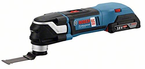 BOSCH(ボッシュ) コードレスマルチツール特別セット ナップサック付きセット GMF18V-28J B07B2W8PZX